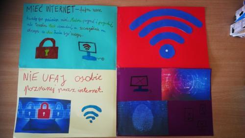 Bezpieczny Internet w Klasie IV KSP