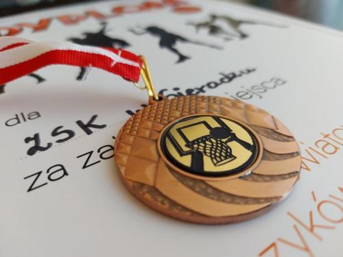 Powiatowa Licealiada w Koszykówce 25.09.2020r.